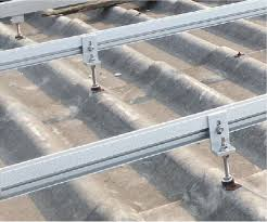 how to install solar panels on corrugated metal roofing installation on corrugated tin roof solar panel