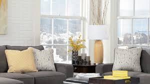 grey sofa living room ideas. grey sofa living room design colorful ceramic decorations for floating shelves set dark wall paint color decor ideas polyester fiber