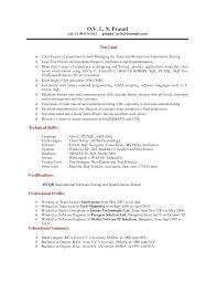 Sql Resume Example Oracle Developer Resume Sample Pl Sql Format Plsql Templates voZmiTut 35