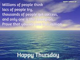 Good Morning Happy Thursday Quotes Best of Good Morning Wishes On Thursday Quotes Images And Pictures