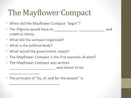 the flower compact influences the us constitution was  the flower compact when did the flower compact begin