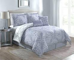 gray ruffle bedding sets purple bedspreads twin and blue grey queen bedroom set duvet quilt