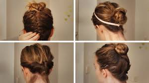 Haare Alltags Frisuren 4 Frisuren F R Arbeit Uni Schule