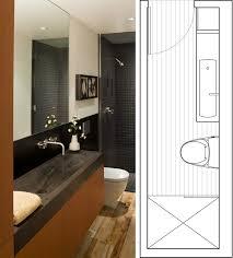 Bathroom Floor Plan Long Narrow Bathroom Floor Plans Long Narrow Small Narrow Bathroom Floor Plans
