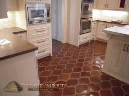 Kitchens With Saltillo Tile Floors Saltillo Tile Flooring All About Flooring Designs