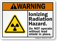 Image result for osha ionizing radiation standard