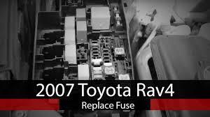 2007 toyota rav4 fuse replacement youtube 2007 Toyota Rav4 Fuse Box 2007 Toyota Rav4 Fuse Box #14 2007 toyota rav4 fuse box