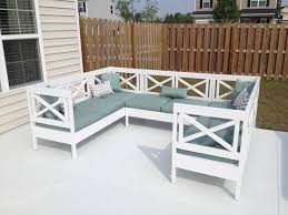 thrifty wooden patiofurniture ana wearly outdoor sectional diy projects ana wearly outdoor sectional diy projects wooden