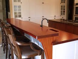 Wood Bar Top Jatoba Wood Countertop Photo Gallery By Devos Custom Woodworking