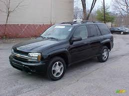 2007 Black Chevrolet TrailBlazer LS #9452260 | GTCarLot.com - Car ...