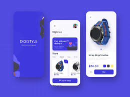 Digistyle Designs Digistyle Ui Concept By Amirreza Najafi On Dribbble