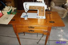1960'S Singer Sewing Machine