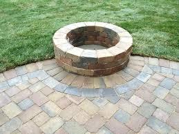 brick paver patio design backyard cost installation