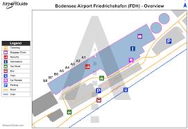 Bodensee Friedrichshafen Airport Edny Fdh Airport Guide