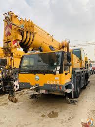 2006 Liebherr Ltm 1055 3 1 Crane For Sale In Alexandria