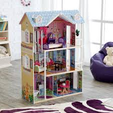 KidKraft My Dreamy Toy Dollhouse with Lights and Sounds - 65823 | Hayneedle