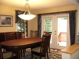 dining room low ceiling lighting