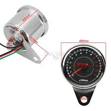 led speedometer odometer tachometer fit suzuki intruder vs vl 700 click to enlarge
