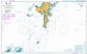 Amazon Com Ba Chart 1119 British Isles Orkney And