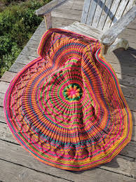 Crochet Patterns Cool Crochet Patterns ANNIE'S SIGNATURE DESIGNS Alegria Afghan Crochet