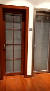 Interior Door With Frosted Glass Phonpa Low E Glass Interior Swing Doorsfrosted Glass Interior