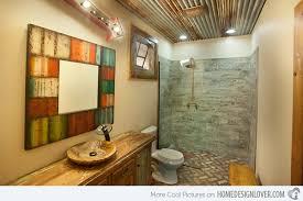 simple rustic bathroom designs. Inspiration Idea Simple Rustic Bathroom Designs 15 Of Elegance | Home Design Lover 14 S