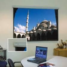-<b>DRAPER BARONET</b> 16:9 <b>HDTV</b> HW PROJECTION SCREENS ...