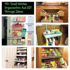 small kitchen organization and storage ideas 1 pantry