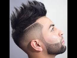 تسريحات شعر رجالي صور قصات شعر رجالية 2018