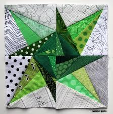 Twisting Star block @ Wombat Quilts | Quilt Block tutorials ... & Twisting Star block @ Wombat Quilts Adamdwight.com