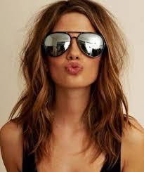 Mid Length Textured Hairstyles Summer Hairstyles Shoulder Length Hair Versatile Hairstyles