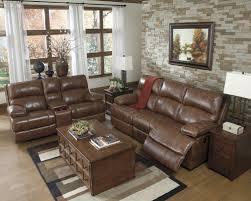 Lensar Nutmeg U Power Reclining Sofa