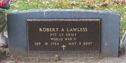 """Robert Anthony """"Bob"""" Lawless (1924-2007) - Find A Grave Memorial"""