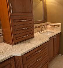 granite top cabinet. Wonderful Cabinet Colonial Gold Bathroom Vanity Top In Granite Cabinet I