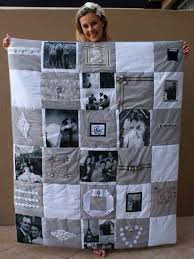 Make a Photo Memory Quilt   Photo quilts, Craft and Crafty & Make a Photo Memory Quilt Adamdwight.com