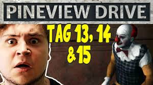 PINEVIEW DRIVE Part 7 Er ist weg. Let s Play Pineview Drive.