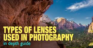 Types Of Photography Types Of Camera Lenses Used In Photography In Depth Guide