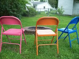 painting metal furniture. remarkable design spray painting metal furniture cozy chairs p