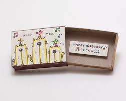 matchbox gift messages 12 brand innovative hidden