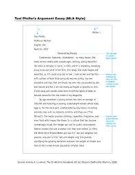 012 Sample Research Paper In Mla Format Samplewrkctd Museumlegs