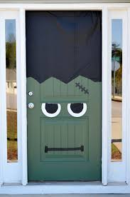 tutorial frankenstein front door