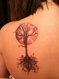 Tree Tattoo Tattoos Tetování