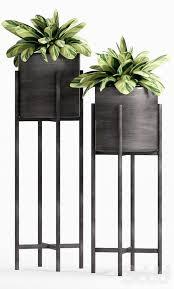 flowers plant stands modern Идеи для