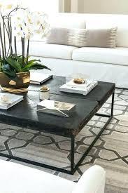 distressed round coffee table complex black distressed coffee table white and gray living room with black