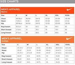 Size Charts All Brands Stars Stripes Graphix