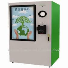 Paper Vending Machine Simple Incomyc48 Reverse Vending Machine For Recycle Empties Global