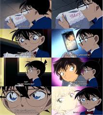 ✖ @CharmingMystery ✖ Who could Mary be? Episode 828, DetectiveConan | Conan  movie, Detective conan, Conan comics