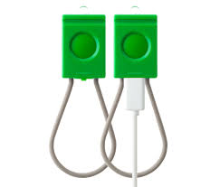 Bookman Rechargeable Lights Bookman Usb Rechargeable Cycling Light Set Shamrock Green