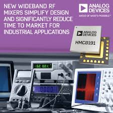 Analog Devices Design Contest Analog Devices Wideband Rf Mixers Simplify Design And