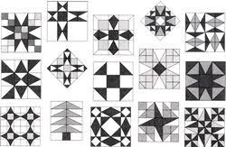 tri recs patterns &  Adamdwight.com